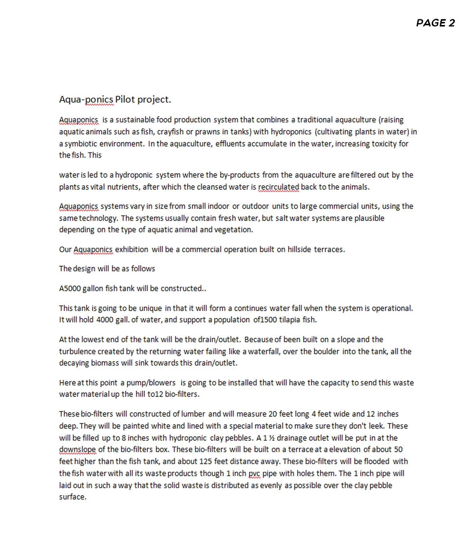 aqua ponics for schools page 2