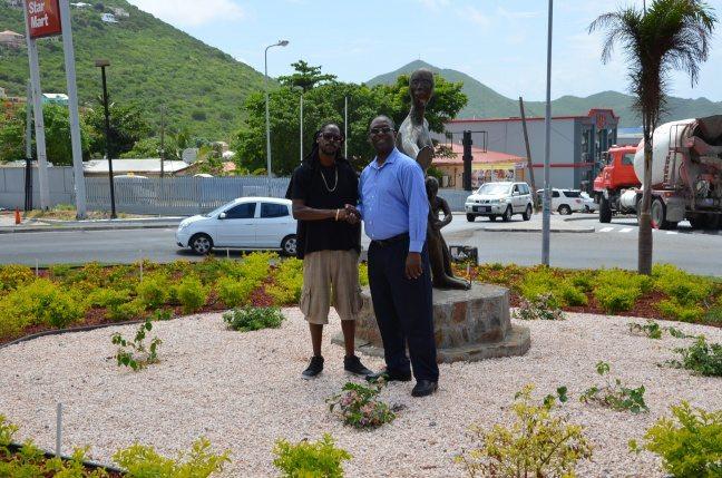 minister maurice Lake and denicio wyatt